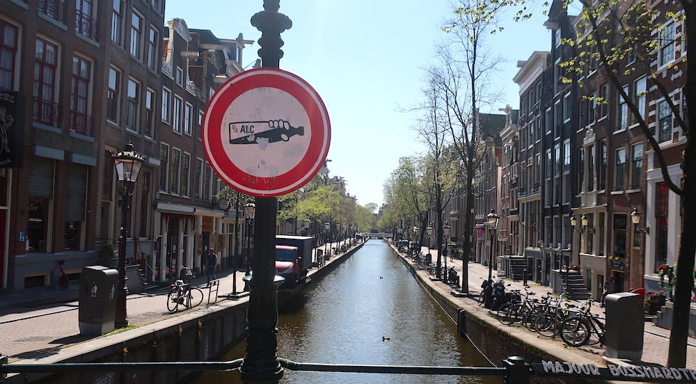 amsterdam red light district prices and rules