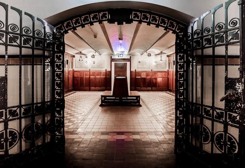 Amsterdam Escape Room Entrance