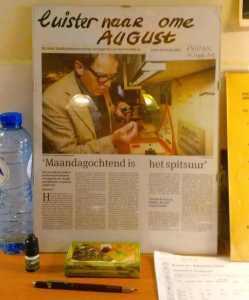 August De Loor Amsterdam Drugs Consultant