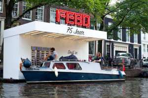 Febo Netherlands Sail Through Restaurant