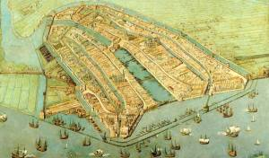 Russell Shorto Amsterdam: A History of the World's Most Liberal City