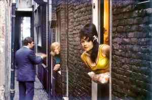 Whores of Yore Prostitutes in Amsterdam