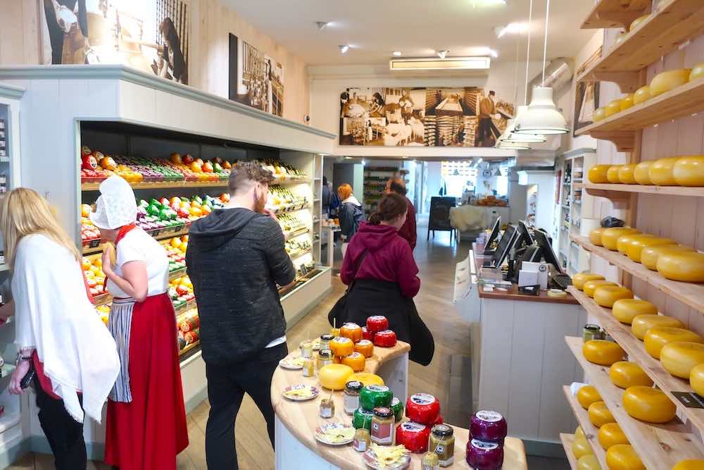 Amsterdam Cheese Shop Dutch