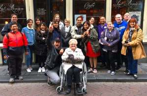 Amsterdam Red Light District Things to do Red Light District Tour