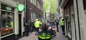 Amsterdam Red Light District Laws Arrest