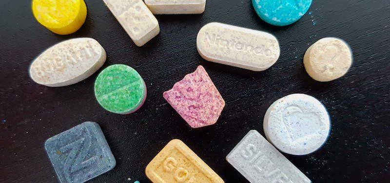 Amsterdam drug dealers xtc sellers