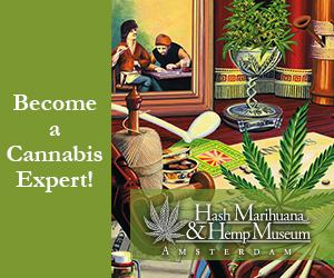 Hash Marihuana & Hemp Museum Amsterdam