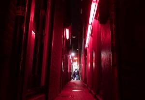 Amsterdam Brothel Alley