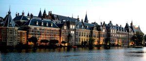 Ben Dronkers Dutch Parliament