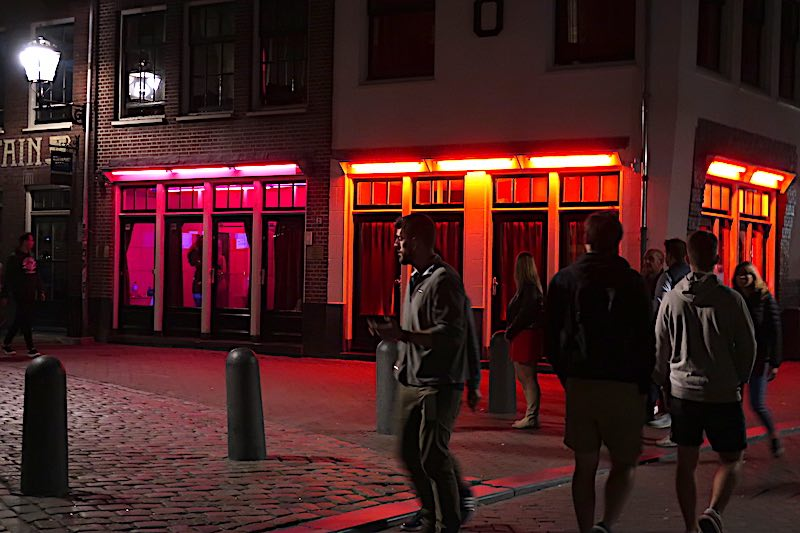 Red Light District Credit Card Payment Option