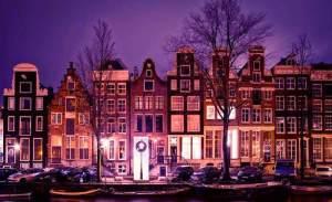 Amsterdam Christmas markets Amsterdam Light Festival