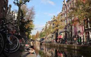 Amsterdam Tour App for the Red Light District