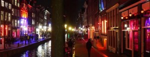 About us Amsterdam Red Light District Tour