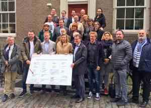 Wallen Tours Convenant Amsterdam Red Light District 2017