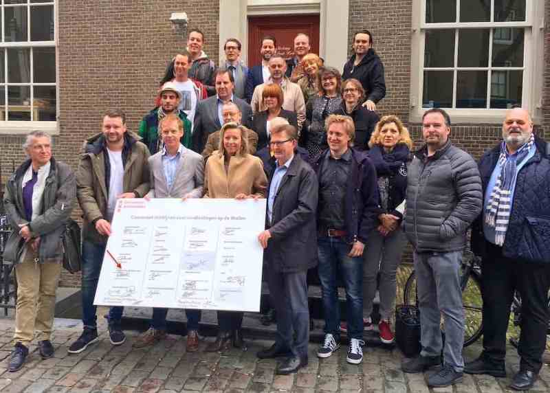 Wallen Tours Convenant Amsterdam Red Light District 2017