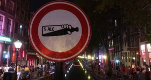 Tour Group Ban Red Light District