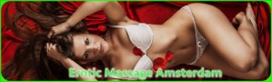 Erotic massage in Amsterdam city