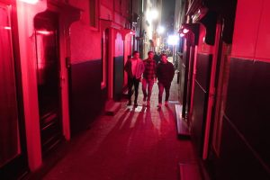 Amsterdam Sex Workers Like Red Light District