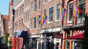 Amsterdam History Tour gay rights