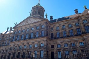 Amsterdam History Tour Royal Palace