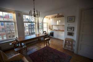 Airbnb Amsterdam booking