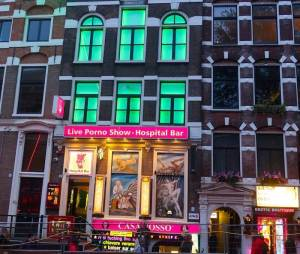 Hospital Bar Amsterdam