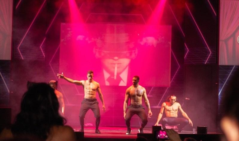Male sex show amsterdam