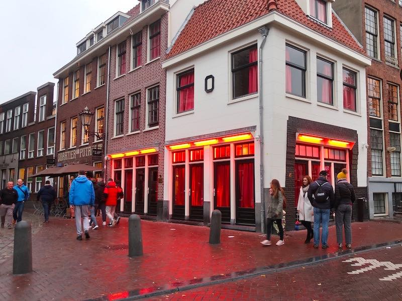 Amsterdam Windows Pictures