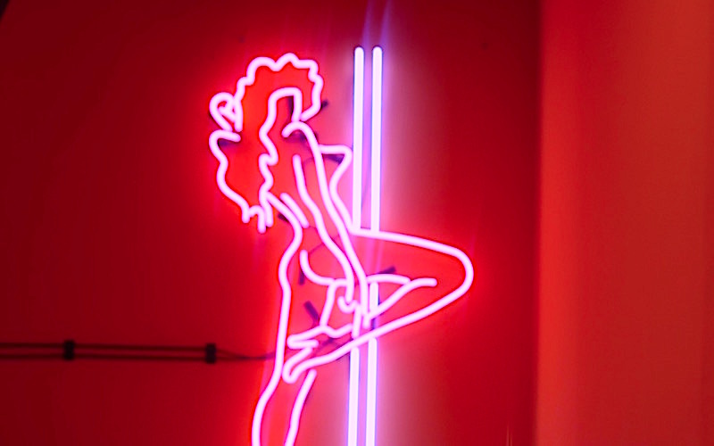 Amsterdam Prostitution Menu Prices And Services