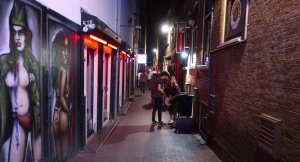 Amsterdam Red Light District laws