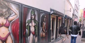 New prostitution law Netherlands brothels