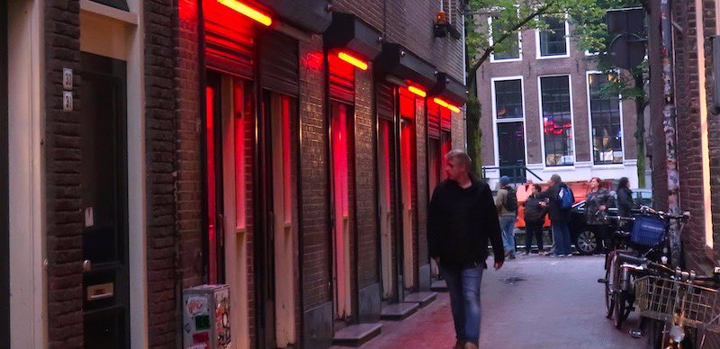 Red Light District prostitution regulation