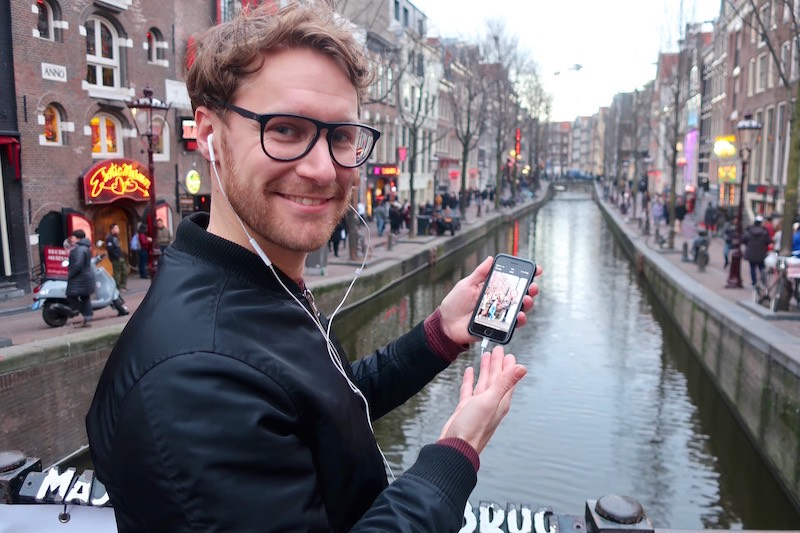Amsterdam Audio Tour