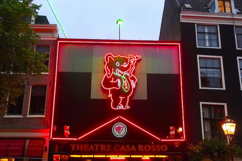 Casa Rosso Amsterdam Tickets Prices