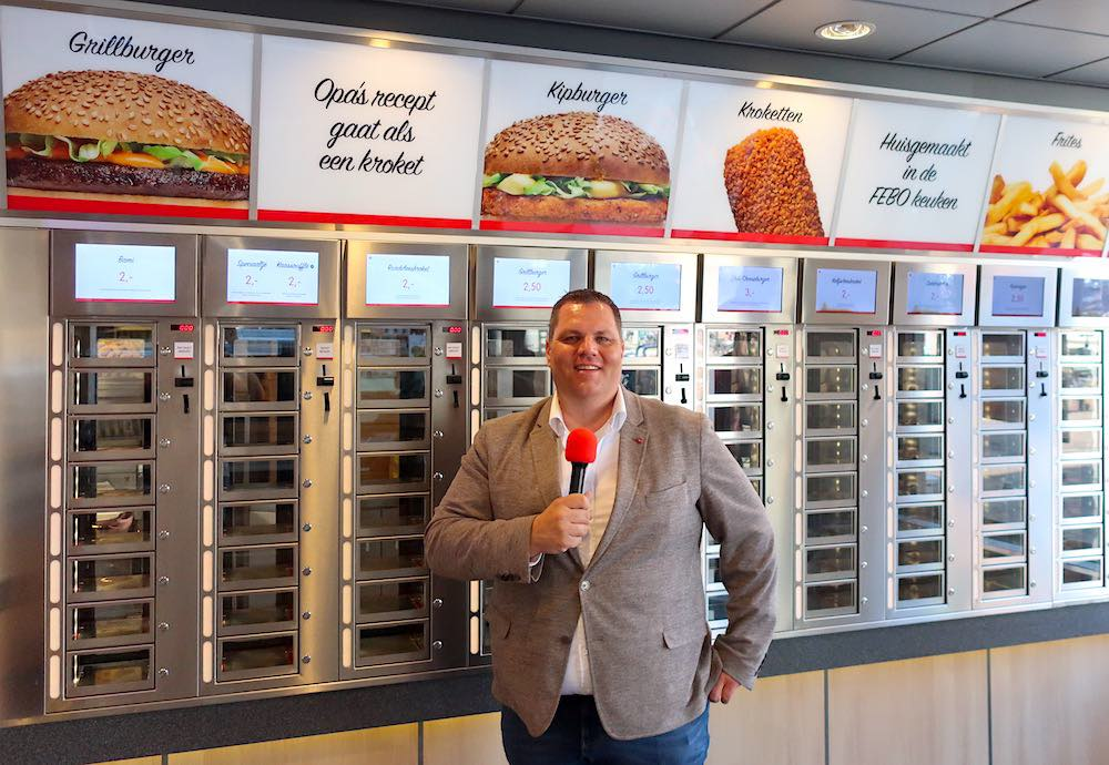 Febo Food CEO