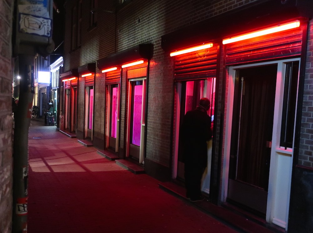 Red Light District Tours