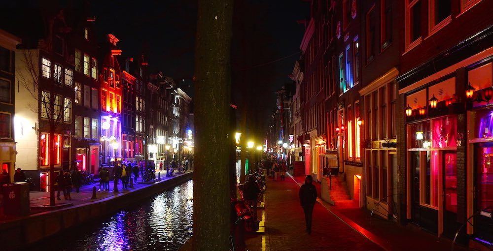 Red Light District History Amsterdam