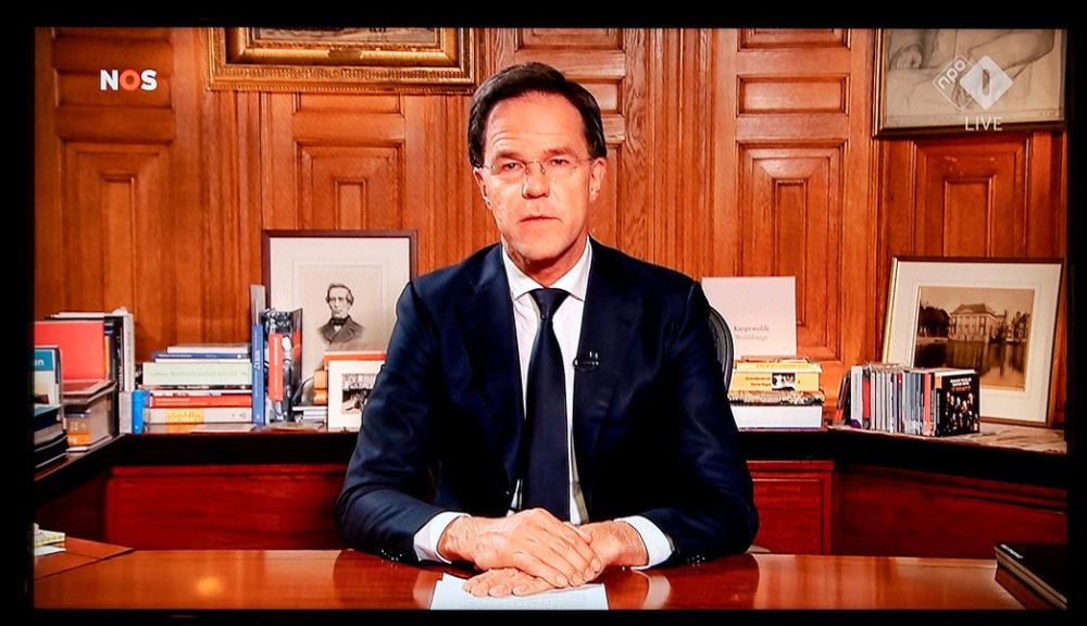 Dutch prime minister rutte speech