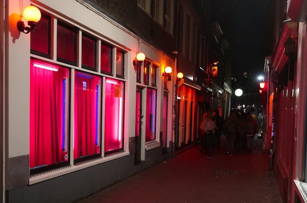 Prostitution in Holland facts