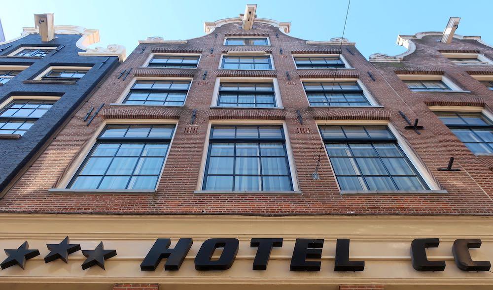 cc hotel amsterdam