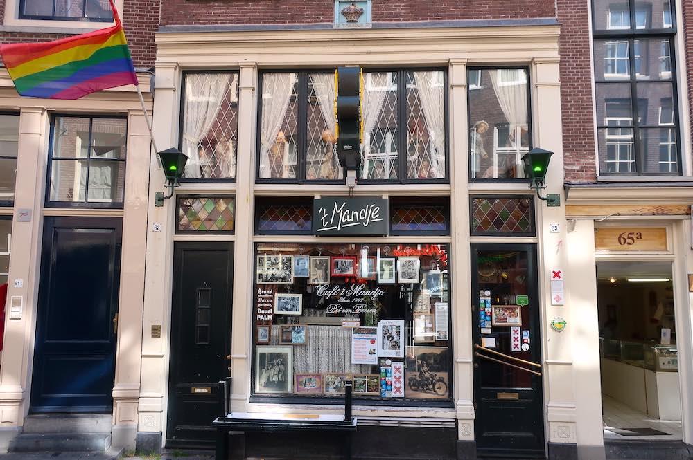 Mandje gay friendly bar