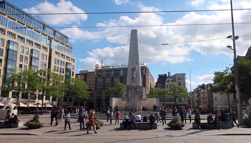 Amsterdam Monument