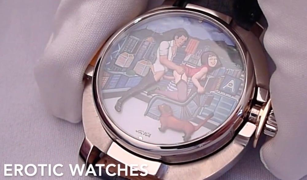 watchmaker museum amsterdam