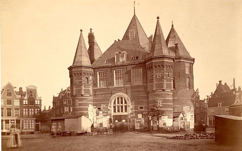 Nieuwmarkt 1874