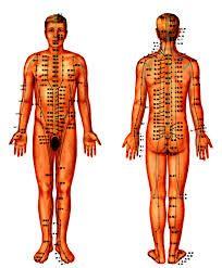 Afvallen met acupunctuur
