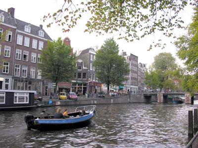 Amsterdam la Storia e la Cinta dei Canali