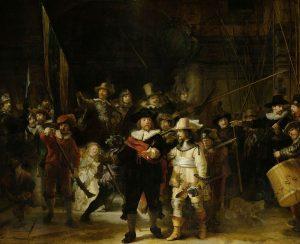 Rembrandt -La ronda di notte