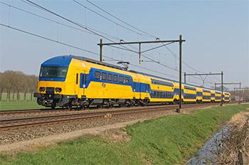 treno olanda