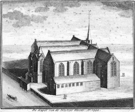 The Chapel of the 'Holy Site', 1544