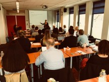 Lezing Ria Slegers 07 april 2018